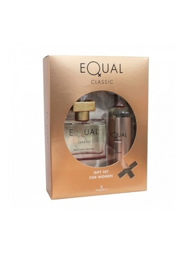 Equal Classic Kadın Edt 75 Ml+Body Mist 150 Ml-Hunca